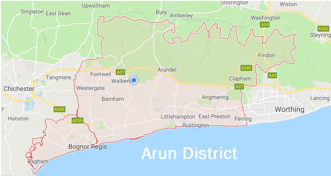 Arun District